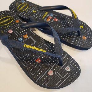 Havaianas   Pacman flip flops